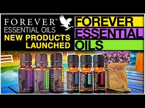 Forever Essential Oils - New Products were Launched at Forever Global Rally 2015 - YouTube