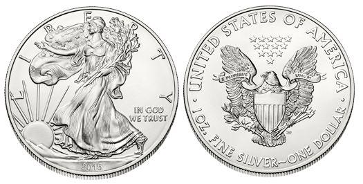 Enter to Win a Free Silver Eagle!