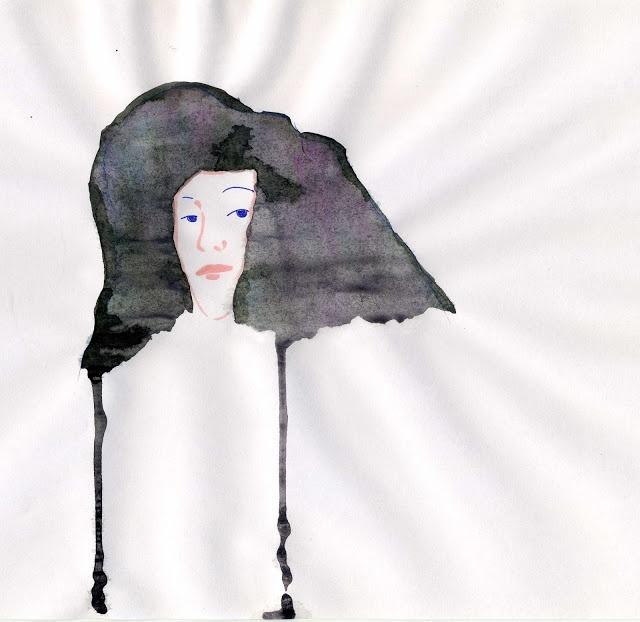 Jesus looks like Diana Ross #illustration #jesus #dianaross #carnival  http://dettapini.blogspot.it/2012/10/jesus-looks-like-diana-ross.html