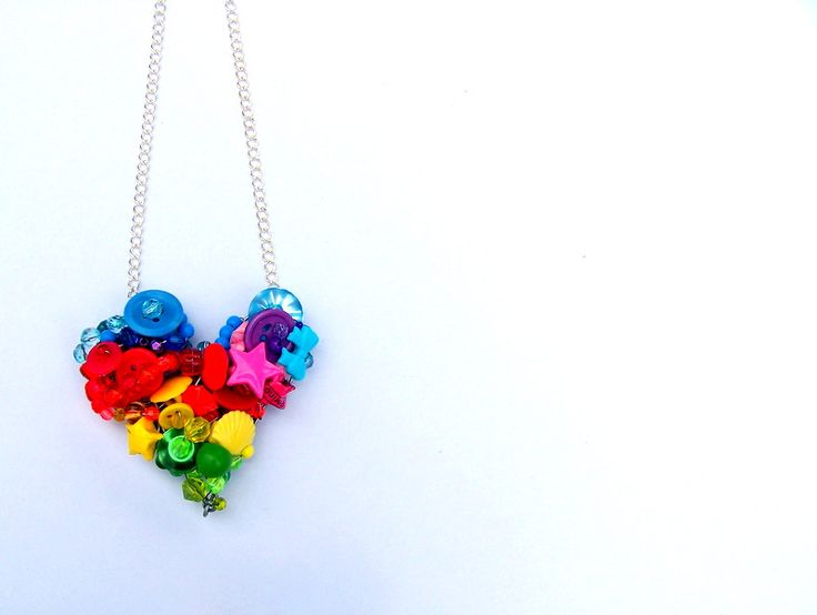Colour Outside The Lines // By Georgia Whalen // Necklace   Available at Artists Walk in Burlington Ontario