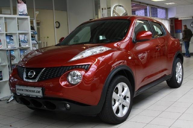 Autoturism: Nissan, Juke, 1.6 Acenta, Preţ: € 13.950 - Webcar.ro