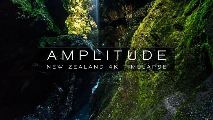 AMPLITUDE | NEW ZEALAND 4K on Vimeo