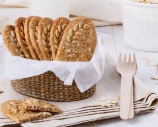 Biscuits complets minceur type Petit Déj de Lu® pour le bureau : http://www.fourchette-et-bikini.fr/recettes/recettes-minceur/biscuits-complets-minceur-type-petit-dej-de-lur-pour-le-bureau.html