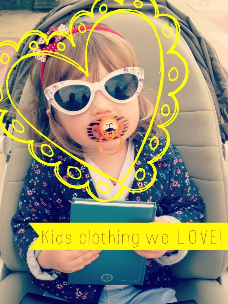 Fabulous childrenswear brands that Elsie and I love.