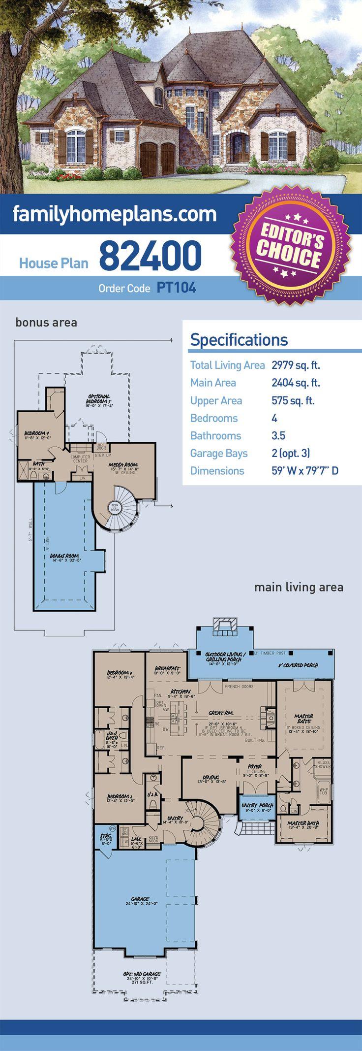 3775 best Floor plans images on Pinterest | Architecture, Floor ...