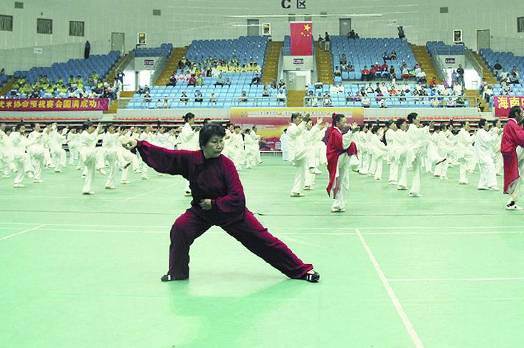 #TaichiSpecial: When Traditional Taichi Meets Vibrant Sanya (Part 1) The 1st Sanya International Martial Arts Cultural Festival was held on Jan. 16, 2016. There were over 600 martial artists from more than 10 countries and regions including Russia, Turkey, Malaysia and Singapore etc. #Taichi is one of the competition items. In Sanya, you could explore the Taichi culture and practice Taichi in person as well! #Kongfu #Sanya #China #Whererefreshingbegins #Sport #Exercise #Health Photo from…