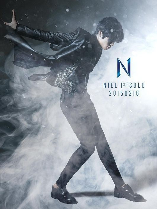 TEENTOP Niel's Solo Album to be Released on Feb 16 - Released Teaser Image Excites Fans