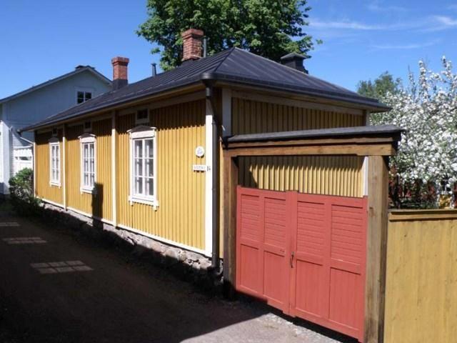 Vanha Rauma. The Old Rauma, Finland
