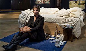 Tracey Emin's Bed is sold at auction for over £2.5m