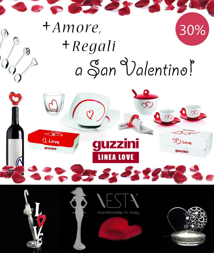 + amore per san valentino Negozio di San Valentino su Stilcasa.Net
