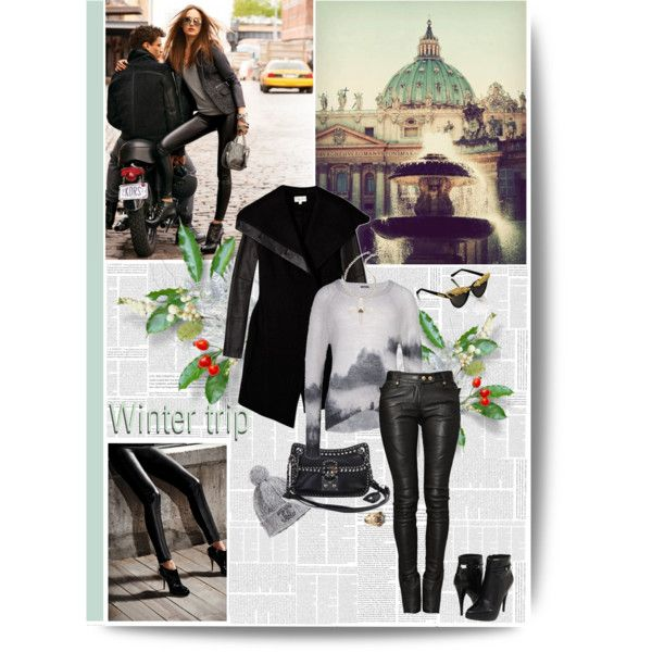 """Winter trip 1"" by ellenium on Polyvore"