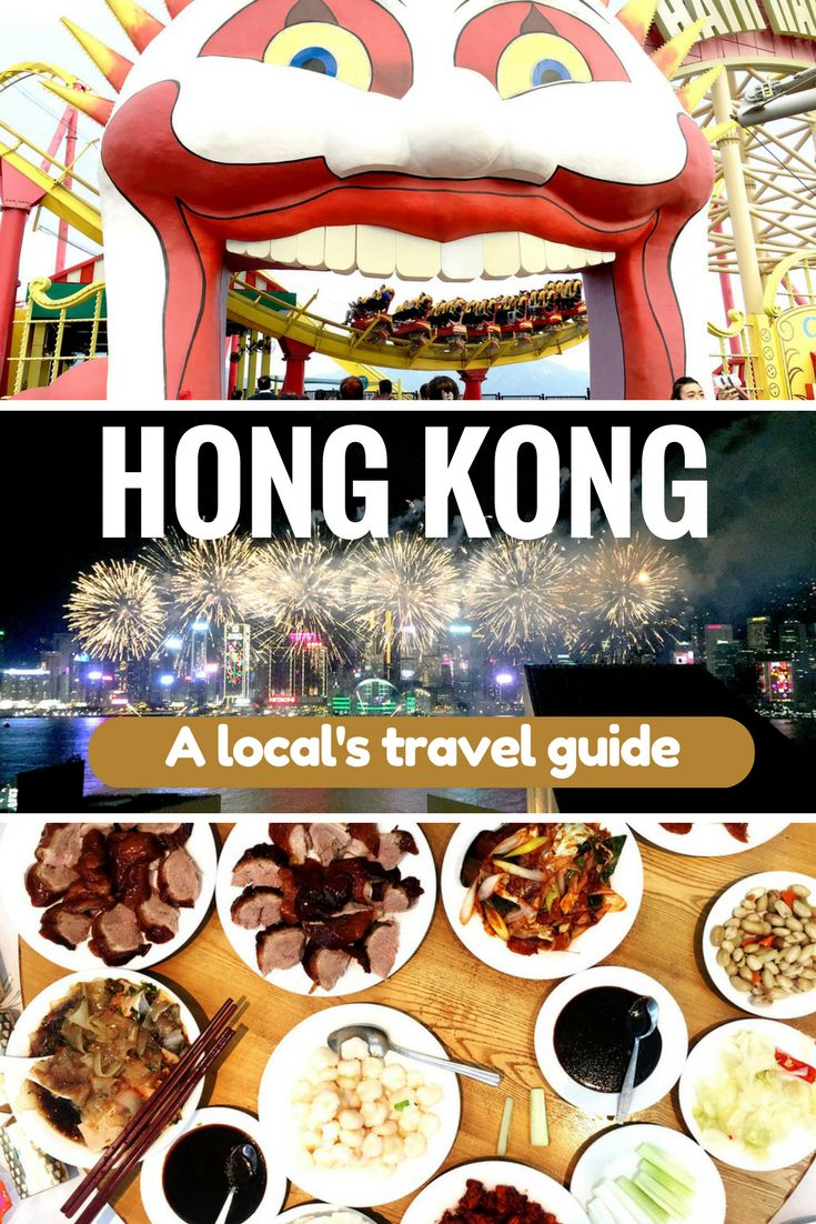 A local's guide to Hong Kong