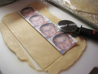 How to Make Photo Cookies – How to put an edible image or printed sugar sheets on cookies   Suz Daily