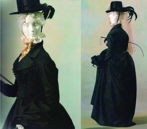 França houve uma onda de rebelião simbolizada pela figura de Lionne, mulheres que não concordavam com o que estava imposto. Havia uma paixão pela equitação entre as mulheres da década de 1840, todas as revistas mostravam trajes de montaria, com o detalhe que eram somente masculinizados até á cintura, da cintura para baixo usavam saias volumosas contudo o que estas pretendiam era masculinizar o traje todo, mas nesta época era impensável as mulheres usarem roupas bifurcadas.