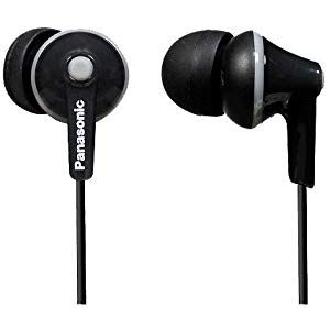 Panasonic RP-HJE125E-K n-Ear-Kopfhörer schwarz #S…