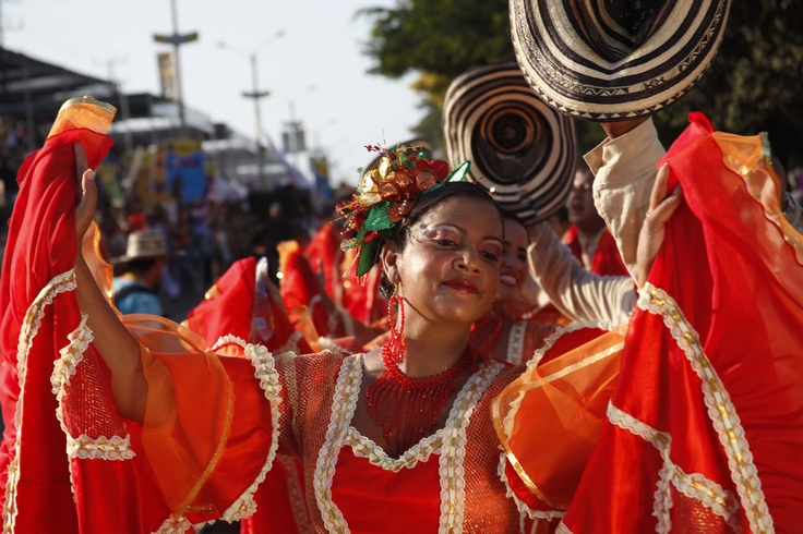 Colombia's famous Carnaval de Barranquilla... http://www.colombia.travel/en/international-tourist/sightseeing-what-to-do/history-and-tradition/fairs-and-festivals/february/the-barranquilla-carnival