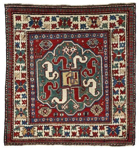Marvelous A Chondzoresk, South Caucasus, Karabagh Region, Armenian Rugs