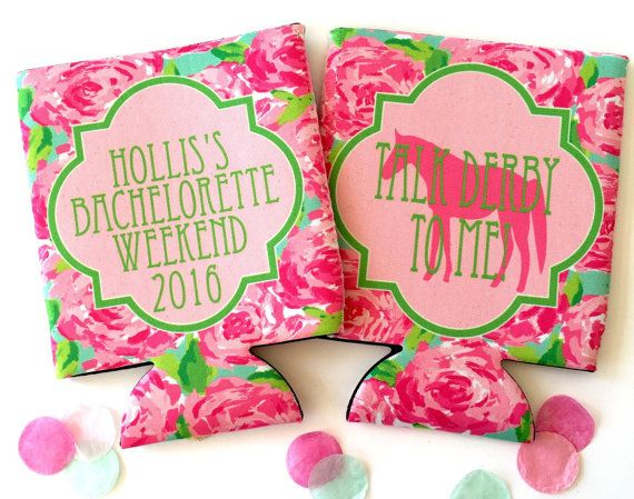 Last Ride Lilly Huggers.  Lilly Bachelorette/ by BrantPointPrep