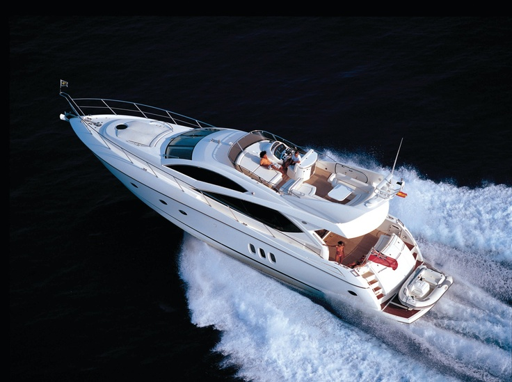 Available for spectacular private cruises, our boats offer a great way to experience a day out, a sunset champagne cruise with a loved one or a trip over to the neighbouring island. #IgniteTheSpark: Flybridg Yachts, Awesome Boats, Sunseek Manhattan, Yachts Design, Luxury Yachts, Boats Dreams, Charter Turkey, Dreams Boats, Beautiful Boats