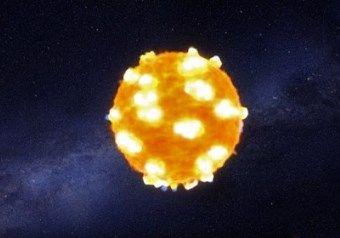 """Un articolo accettato per la pubblicazione sulla rivista """"Astrophysical Journal"""" descrive l'osservazione dell'onda d'urto generata da una supernova, catturata per la prima volta alla luce visibile grazie al forte lampo che genera nel momento in cui erompe dalla superficie della stella. Leggi i dettagli nell'articolo!"""