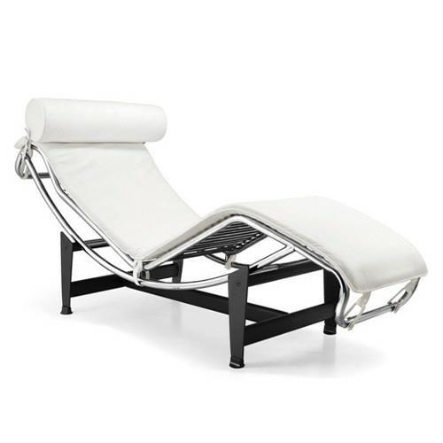 27 best le corbusier design classics architecture for Bauhaus sofa le corbusier