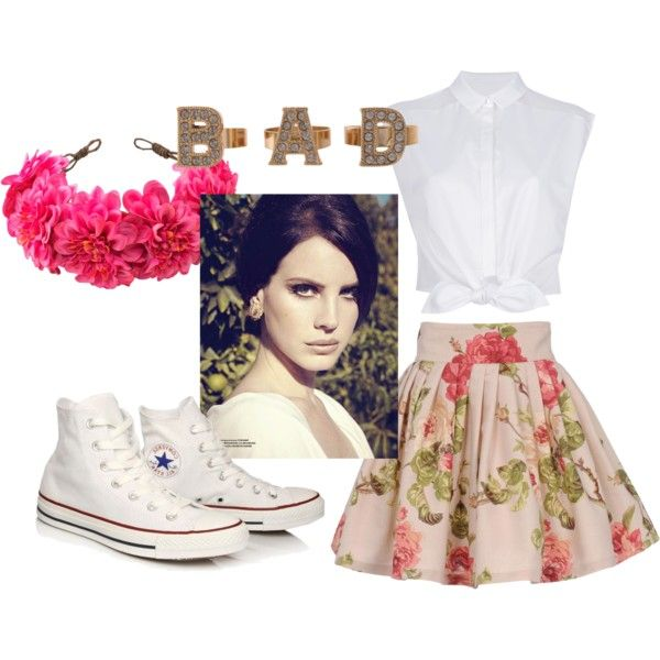 lana del rey inspired outfits - photo #5