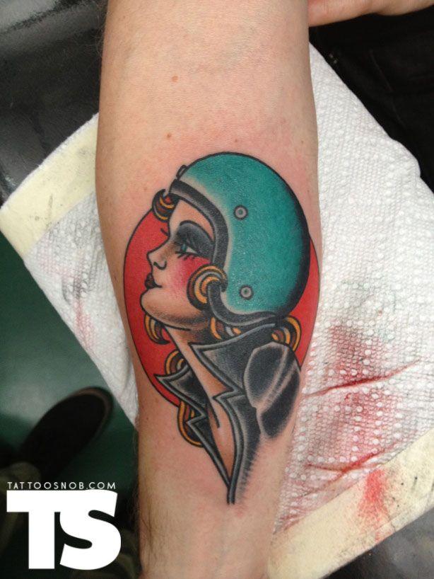 Tattoo by Brad Stevens at New York Adorned in New York City, NY.