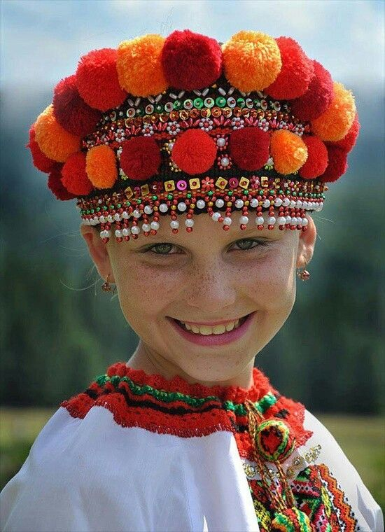 Ucrania. She is adorable <3