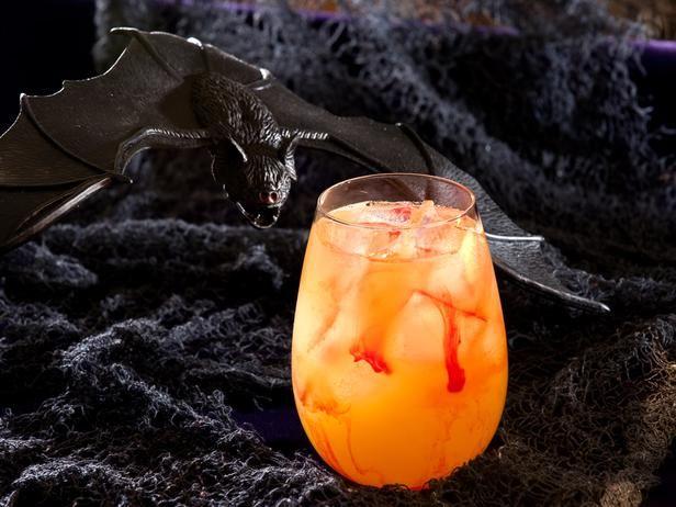 Blood Sucker Cocktail  - 14 To-Die-For Halloween Cocktails  on HGTV