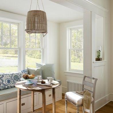 Lighting/fabric/table
