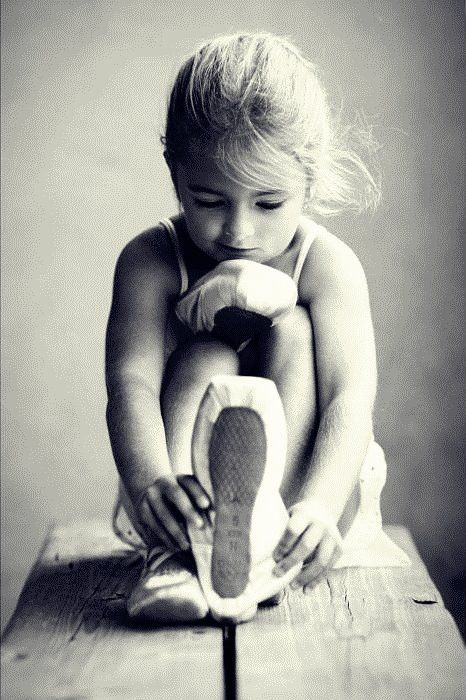 Ce n'est quand dansant que je sais dire les choses les plus sublimes...
