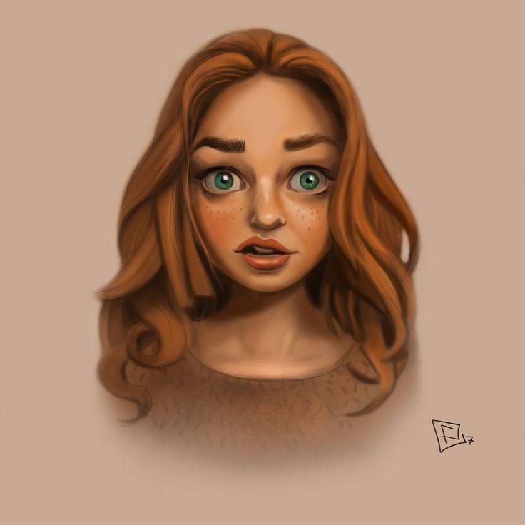 #cartoon #portrait