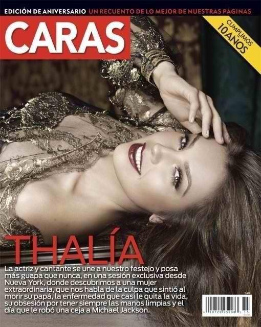 Portada Revista Caras Mexico