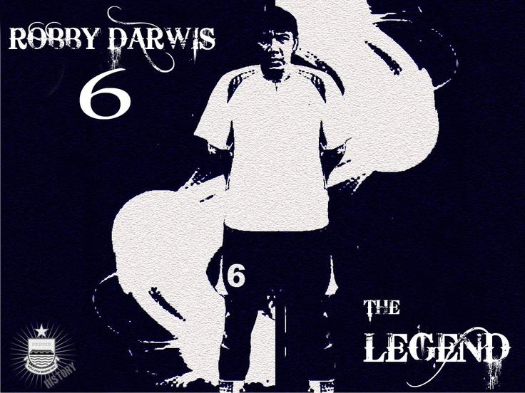 Robby Darwis - Legend #Persib
