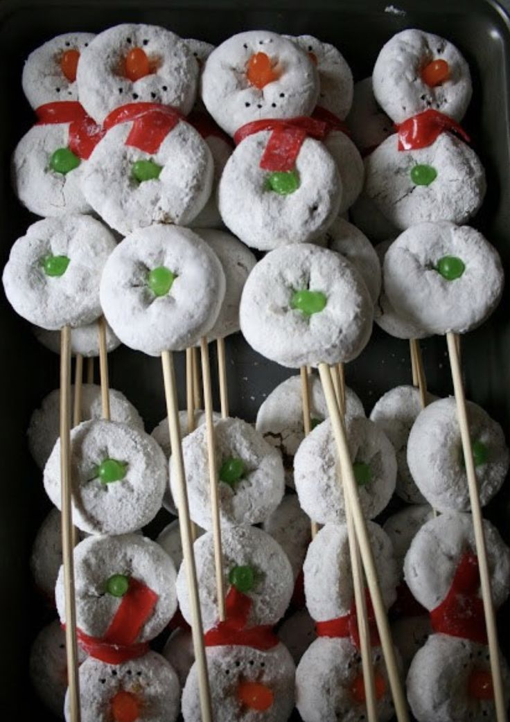 Christmas Party Snack Ideas Part - 25: Would You Like To Send Some Super Cute Treats To The Kids At School Next  Week. Christmas Party ...