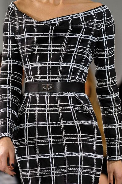 Christian Dior at Couture Spring 2012