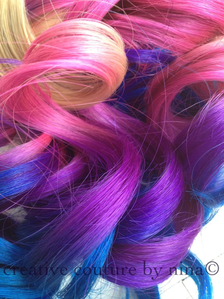 101 best studio she hair extensions images on pinterest makeup ombre hairtie dye hair blonde hair extensions pink ombrepurple pmusecretfo Images