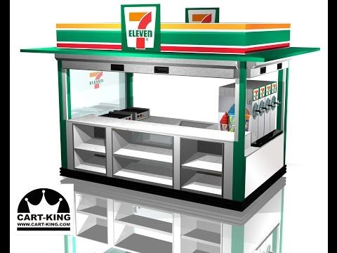 Concession Stands for Sale Food Kiosks | TOP Design and ...