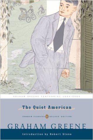 AmazonSmile: The Quiet American (Penguin Classics Deluxe Edition) (9780143039020): Graham Greene, Robert Stone: Books