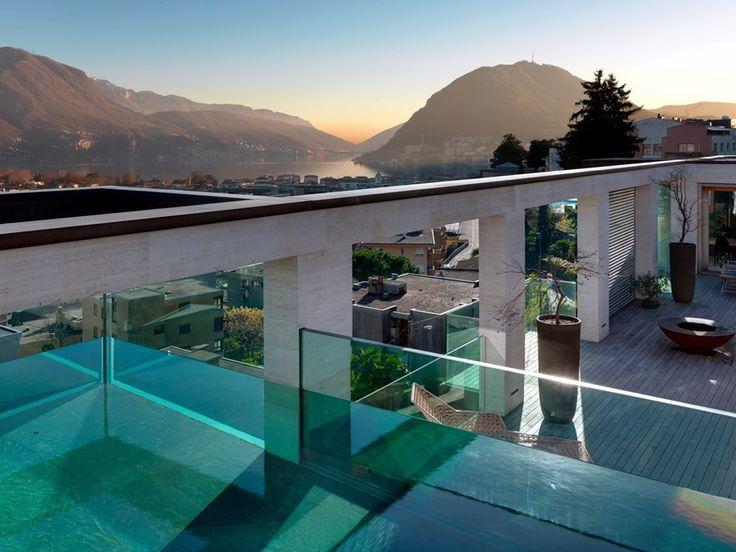 Die besten 25+ Pool schritte Ideen auf Pinterest Kleiner pool - eine feuerstelle am pool