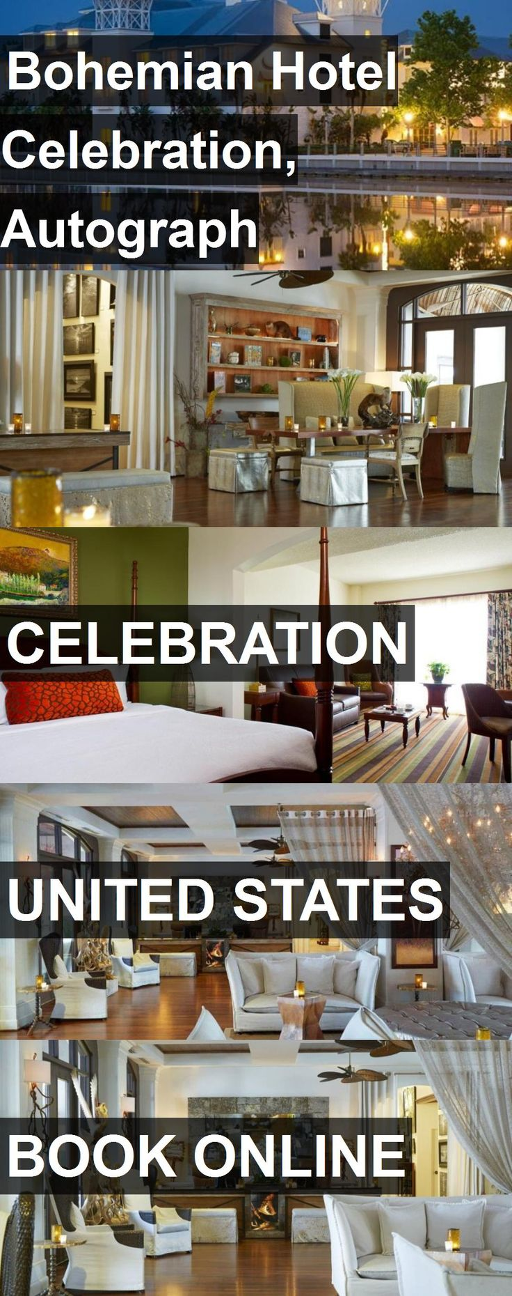 Hotel Bohemian Hotel Celebration, Autograph Collection in Celebration, United States. For more information, photos, reviews and best prices please follow the link. #UnitedStates #Celebration #hotel #travel #vacation