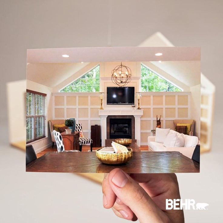 Unique Living Room Makeover with BEHR® Color Trends 2021 [Video]   Behr color trends, Behr ...