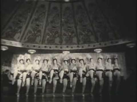 Ziegfeld Nightclub Act.1929. Eddie Cantor stars, complete with Ziegfeld Follies Girls !  With Eddie Elkins and his Orchestra