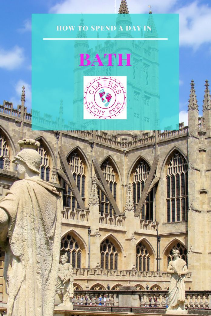 Thinking of Visiting Bath in the UK?  Even though I only had a day in Bath, it was just long enough to explore this incredible city. read all about my day in this wonderful city.  Visit Bath | Visit England | Visit UK | Travelling in England | Thinks to do in Bath