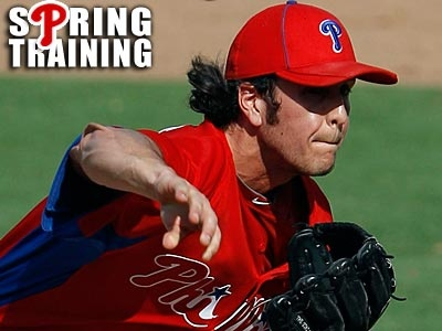 There is concern about Mike Stutes' balky shoulder, but even more about a muddled Phillies bullpen picture less than one week until the 2012 season starts.
