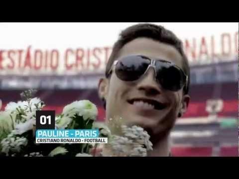 Top Fan: Les filles sont fans de Cristiano Ronaldo vidéo - Orange Sport