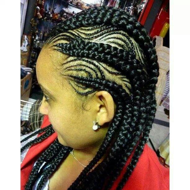 Astonishing 17 Best Images About Cornrows On Pinterest Flat Twist Braids Short Hairstyles For Black Women Fulllsitofus