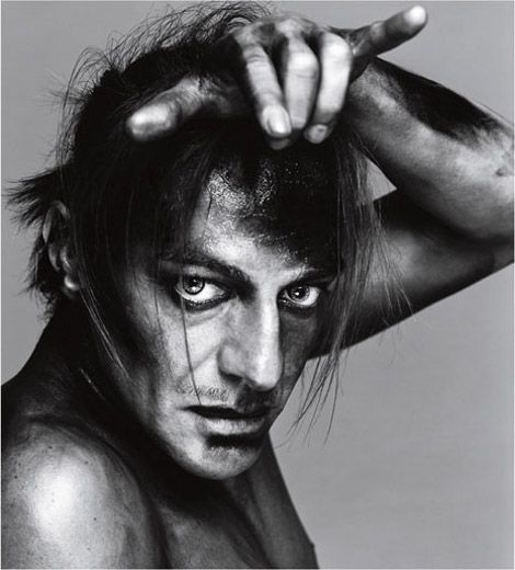 Galliano by Avedon.... I think this might be one of my favorite photographs to date...