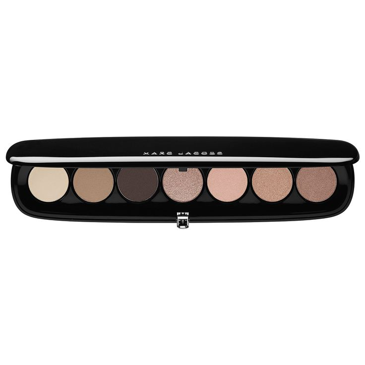 Style Eye-Con No.7 - Plush Shadow - Marc Jacobs Beauty | Sephora | great palette full of mostly useable colors, will definitely finish the two right and the second from the left before the rest.
