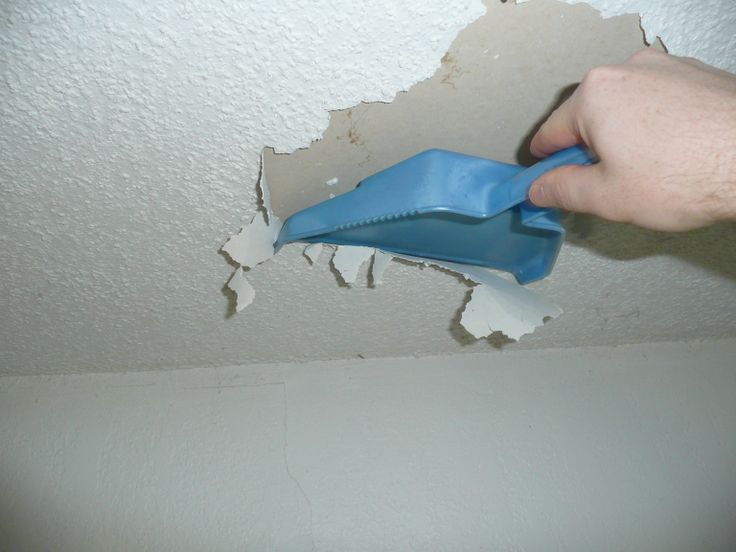 Ways to Deal With a Popcorn Ceiling This Old House